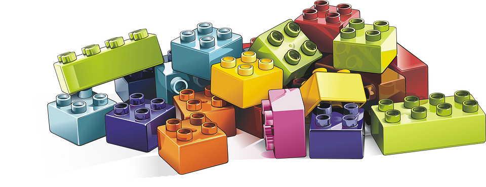 Lego sastavi pa rastavi